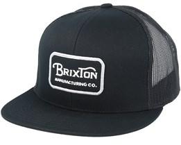 Grade Mesh Black Trucker - Brixton