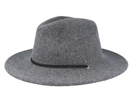 Field Hat Light Heather Grey Traveller - Brixton
