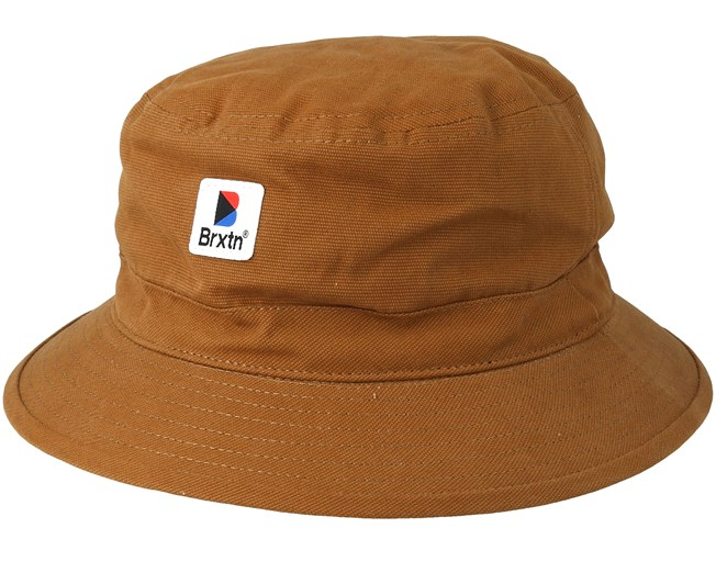 44817c84c2a3d Stowell Copper Bucket - Brixton hat - Hatstore.co.in