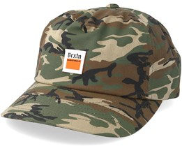 Beer Lp Camo Adjustable - Brixton