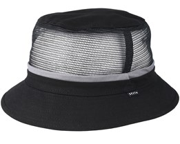 Hardy Black/Grey Bucket - Brixton