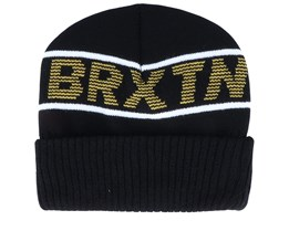 Dimension Black Cuff - Brixton