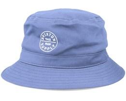 Oath Slate Blue Bucket - Brixton