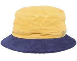 Shield Manchester Sunset Yellow/Washed Navy Bucket - Brixton