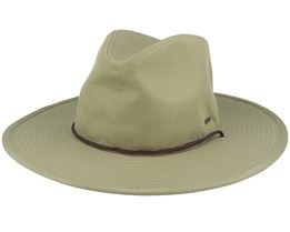 Field x Hat Light Olive Traveler - Brixton