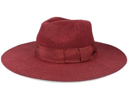 Joanna Knit Packable Cowhide Fedora - Brixton