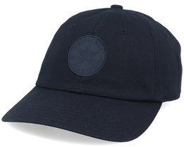 Tonal Chuck Patch  Baseball Black Adjustable - Converse
