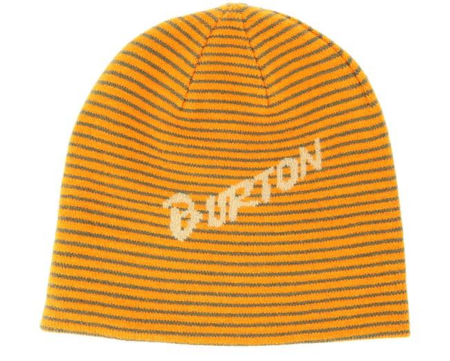 cdf5efccdc9 Kids Boys Marqee Gold Beanie - Burton - bonnet