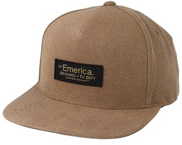 Defy Copper Snapback - Emerica