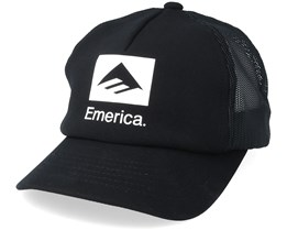 Brand Combo Black Trucker - Emerica
