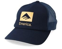 Brand Combo Navy Trucker - Emerica