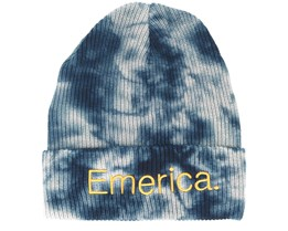 Tied Navy Beanie - Emerica