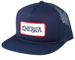 Interlude Navy Trucker - Emerica