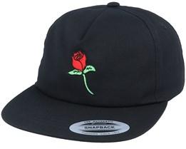 Rose Black Snapback - Etnies