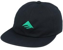 Triangle Low Black/Green Snapback - Emerica