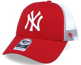 New York Yankess Branson `47 Mvp Red Adjustable - 47 Brand
