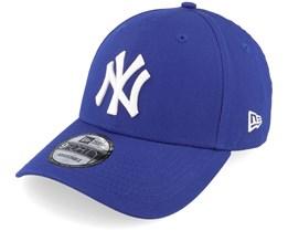 New York Yankees 940 League Basic Blue Adjustable - New Era 2d86d180d6a