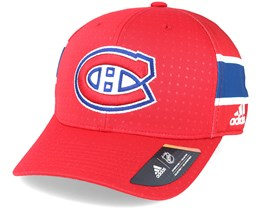 Montreal Canadiens Draft Structured Red Flexfit - Adidas