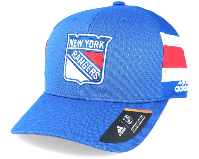 sale retailer f8e57 89958 New York Rangers Draft Structured Blue Flexfit - Adidas - Start Gorra -  Hatstore