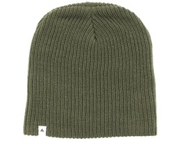 All Day Long Forest Green Beanie - Burton