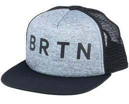 Trkr Heather Grey/Black Trucker - Burton