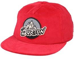 Retro MTN Tandori Red Snapback - Burton