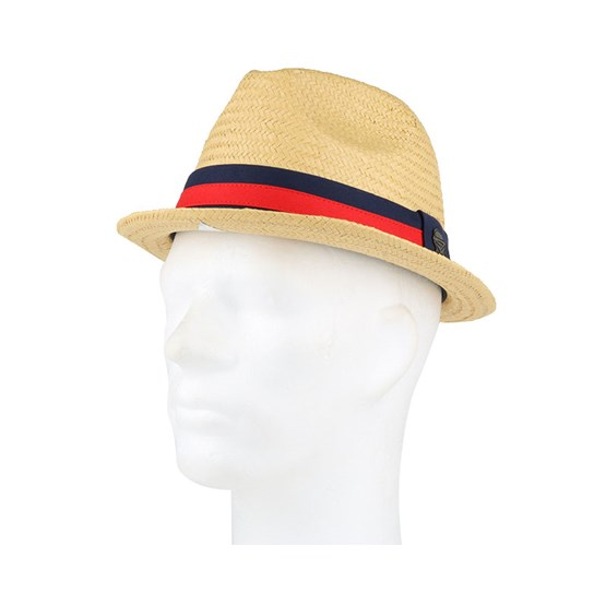 Luige Straw Sand Forest Green Fedora - Cayler   Sons hats  958655f3d2d