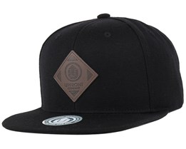 Offspring Black/Brown Snapback - Upfront