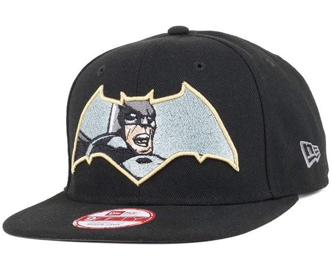 ea520938412ee Batman Retroflect Black 9Fifty Snapback - New Era - Start Boné ...