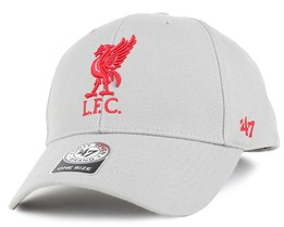6c193e8a6a3 Liverpool FC MVP Grey Adjustable - 47 Brand