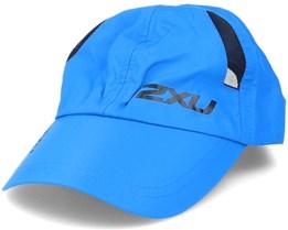 Run Chilled Cobalt/Black Dad Cap - 2XU