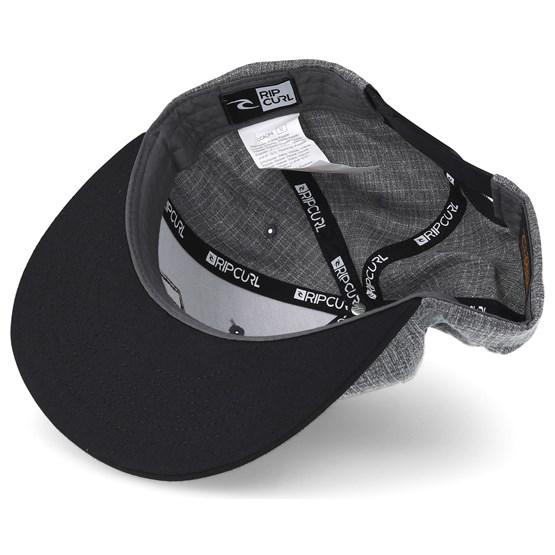 9843f02b9fe Undertow Box Black Snapback - Rip Curl caps