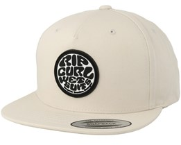 Wetty Original Peyote Bone Snapback - Rip Curl