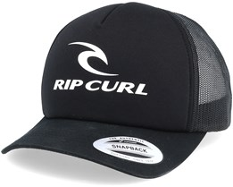 Original Black Trucker - Rip Curl