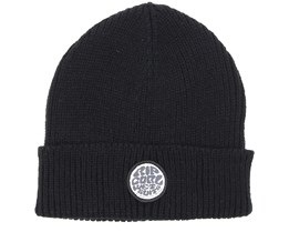 Dna Black Beanie - Rip Curl