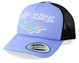 Kids Back to the Basic Boy Lavender Trucker - Rip Curl