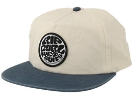 Washed Wetty White/Navy Adjustable - Rip Curl