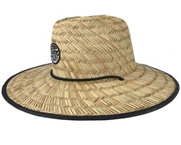 Wetty Straw/Black Straw Hat - Rip Curl