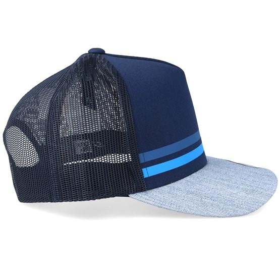 5c90710e62214 Sun's Out Blue Trucker - Rip Curl - casquette | Hatstore.fr