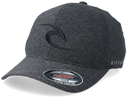 Phase Icon Curve Black Flexfit - Rip Curl