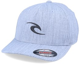 Tepan Weld Cap Light Grey Flexfit - Rip Curl