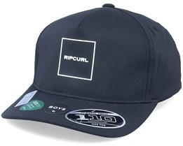 Kids 10M Sb Cap Black Adjustable - Rip Curl