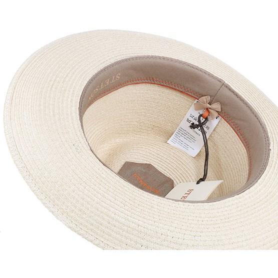 87359d45 Reedley Toyo Natural Trilby - Stetson hats - Hatstoreworld.com