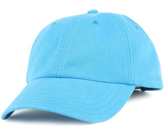 7249157c56894 Rector Cotton Aqua Adjustable - Stetson caps - Hatstorecanada.com
