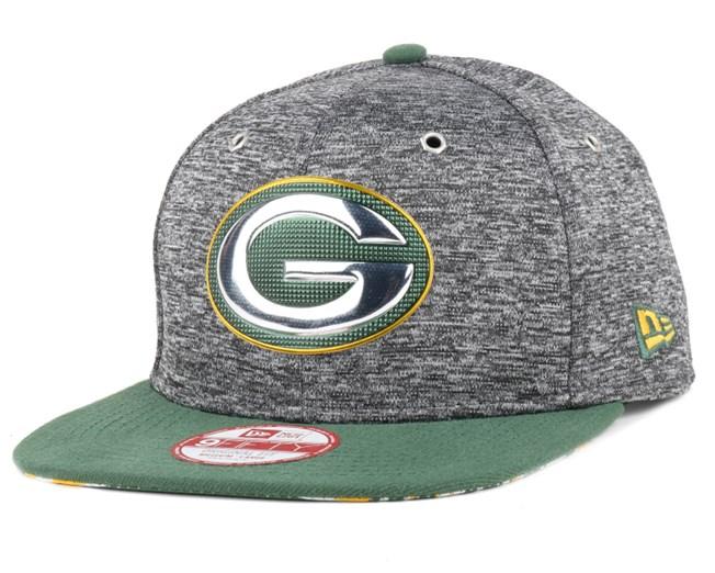 Green Bay Packers NFL Draft 2016 9Fifty Snapback - New Era caps ... 4d3867af008