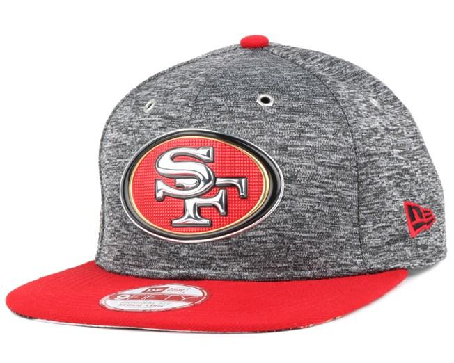 95f677e83d5 San Francisco 49ers NFL Draft 2016 9Fifty Snapback - New Era caps ...