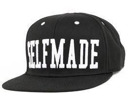 Selfmade Black Strapback - Galagowear