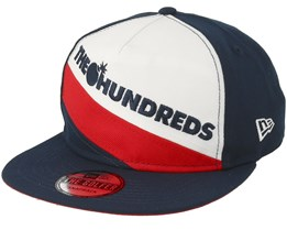 Locus Navy Snapback - The Hundreds