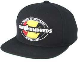 Varity Black Snapback - The Hundreds