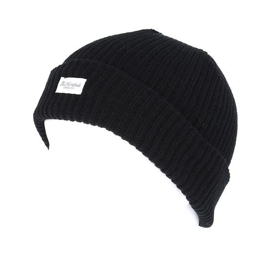 6f363b25254 Crisp 2 Black Beanie - The Hundreds beanies - Hatstoreworld.com